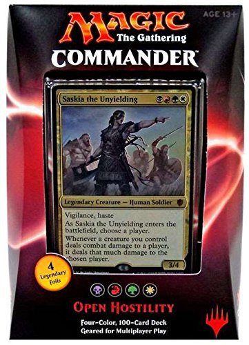 Magic The Gathering Cards Commander Deck 2016
