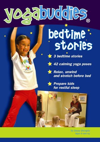 Yogabuddies Bedtime Stories Yogabuddies Bedtime Stories Nr