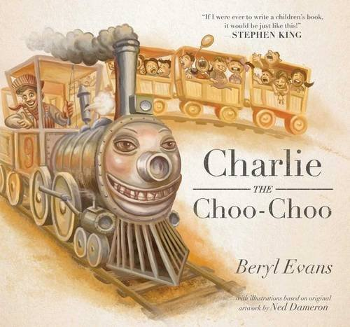 Beryl Evans Charlie The Choo Choo From The World Of The Dark Tower