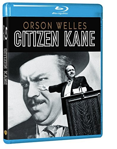 Citizen Kane Welles Cotten Blu Ray 75th Anniversary