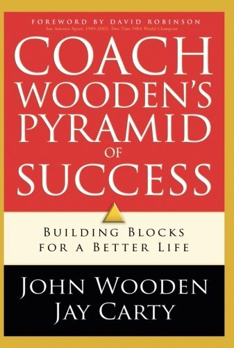 John Wooden Coach Wooden's Pyramid Of Success