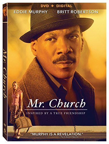 Mr. Church Murphy Robertson Wolfe DVD Pg13