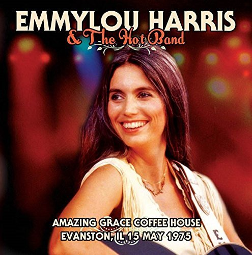 Emmylou Harris Amazing Grace Coffee House 5 15 75 Lp