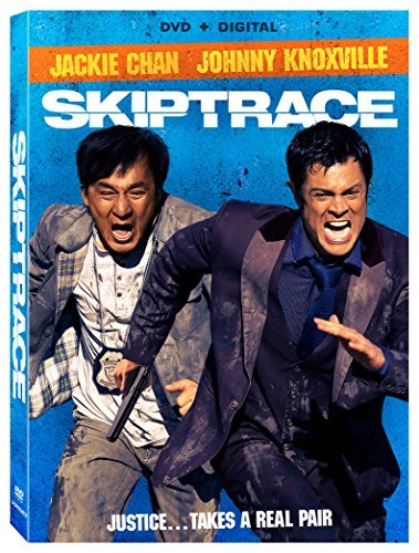 Skiptrace Chan Knoxville DVD Pg13