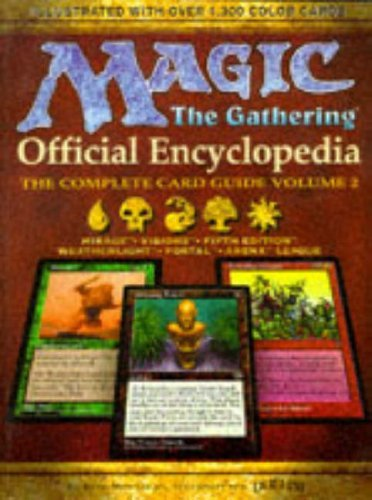 Beth Moursund Magic The Gathering Official Encyclopedia