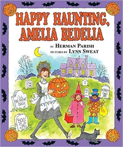 Herman Parish Happy Haunting Amelia Benelia