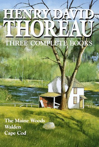 Henry David Thoreau Henry David Thoreau Three Complete Novels