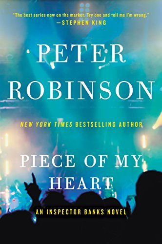 Peter Robinson Piece Of My Heart