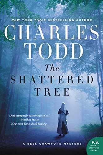 Charles Todd The Shattered Tree A Bess Crawford Mystery