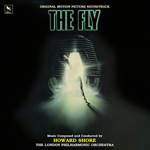 "Howard Shore The Fly (""teleporter Fog Green"" Vinyl) Lenticular Cover Ltd To 2000"