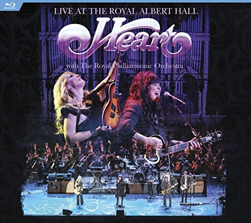 Heart Live At The Royal Albert Hall With The Royal Philharmonic Orchestra