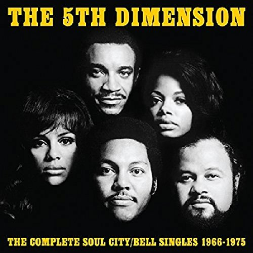 The 5th Dimension The Complete Soul City Bell Singles 1966 1975 3 CD Set