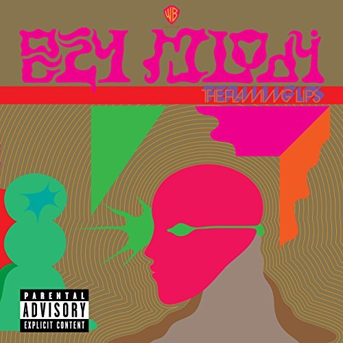 Flaming Lips Oczy Mlody (purple & Orange Vinyl) Explicit 2lp With Download