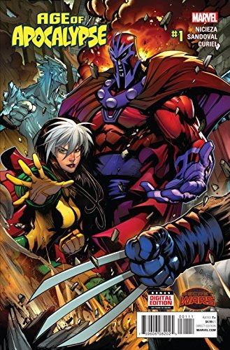 Comic Book Age Of Apocalypse