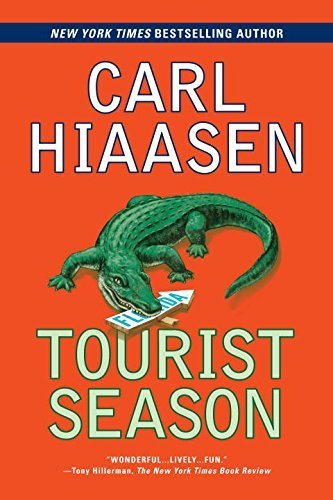 Carl Hiaasen Tourist Season
