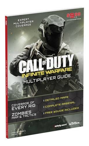 Phillip Marcus Call Of Duty Infinite Warfare Prima Official Multiplayer Guid