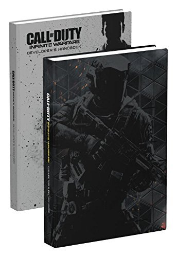 Phillip Marcus Call Of Duty Infinite Warfare Prima Collector's Edition Guide