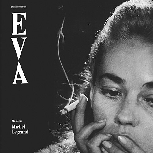 Eva Soundtrack Michel Legrand Lp