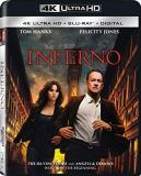 Da Vinci Code Inferno Hanks Jones 4k Pg13
