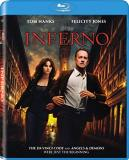 Inferno Hanks Jones Blu Ray Dc Pg13
