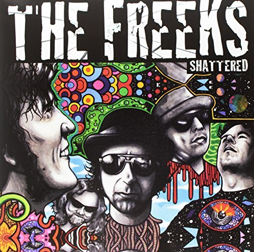 The Freeks Shattered Lp
