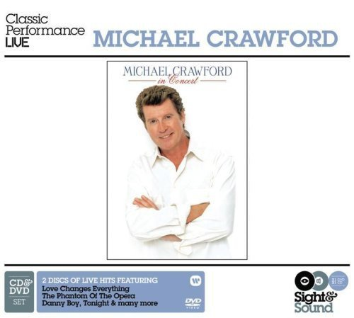 Michael Crawford In Concert Import Gbr Incl. Bonus DVD