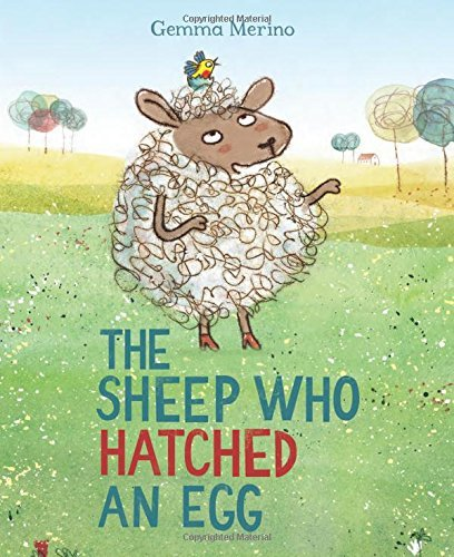 Gemma Merino The Sheep Who Hatched An Egg