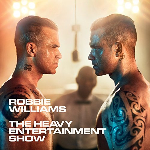 Robbie Williams Heavy Entertainment Show Import Can