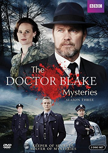 Doctor Blake Mysteries Season 3 DVD