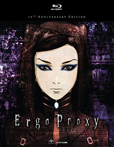 Ergo Proxy Complete Series Blu Ray Nr