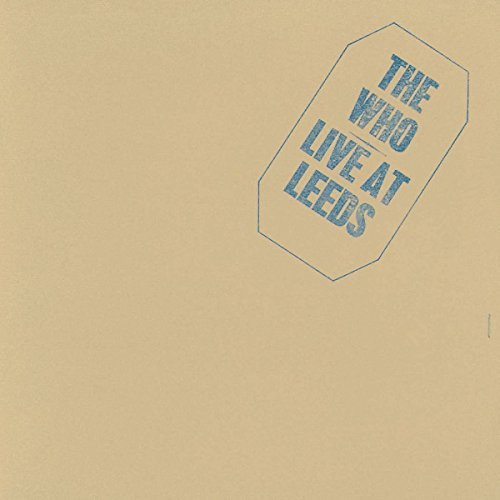 Who Live At Leeds (half Speed Mastered) Import Gbr 3lp