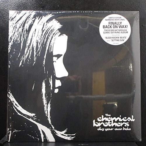 The Chemical Brothers Dig Your Own Hole (solid White Vinyl) Indie Exclusive Limited To 1000 Copies