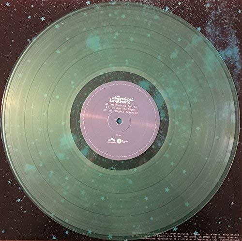 The Chemical Brothers We Are The Night (coke Bottle Clear Vinyl) Indie Exclusive Limited To 1000 Copies