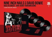 Nine Inch Nails With David Bowie Back In Anger The 1995 Radio Transmissions St Louis Mo 1995 Lp