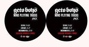 Geto Boys Mind Playing Tricks (clean Explicit Instrumental) Green Vinyl