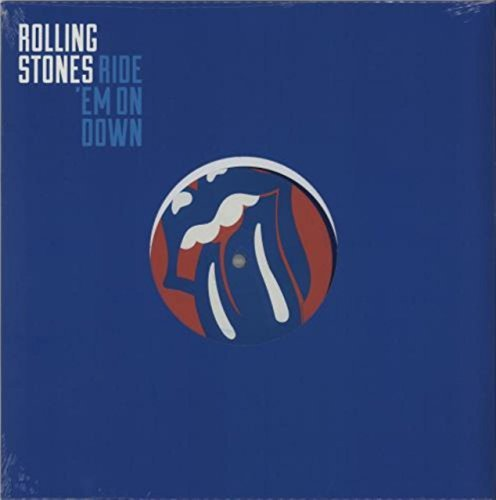 Rolling Stones Ride 'em All Down Record Store Day Exclusive
