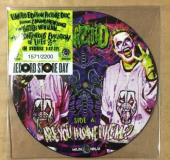 "Twiztid Are You Insane Like Me? 7"" Picture Disc Explicit Version"