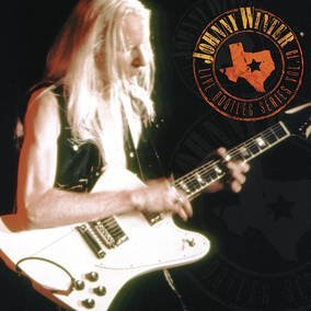 Johnny Winter Live Bootleg Series Vol. 13 White Vinyl