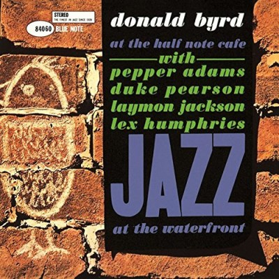 Donald Byrd At The Half Note Cafe Vol 1 Import Jpn