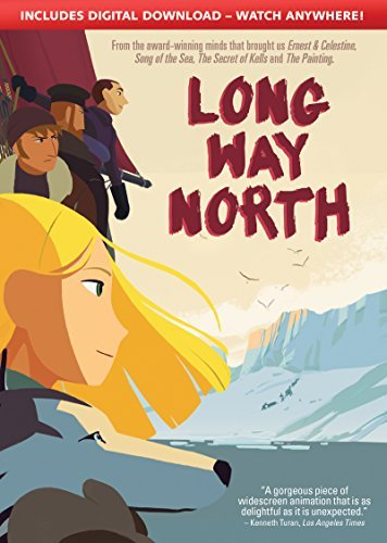 Long Way North Long Way North DVD Dc Pg