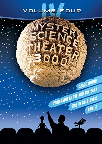 Mystery Science Theater 3000 Volume 4 DVD