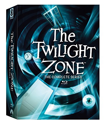Twilight Zone Complete Series Blu Ray