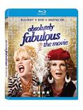 Absolutely Fabulous The Movie Saunders Lumley Blu Ray DVD Dc R