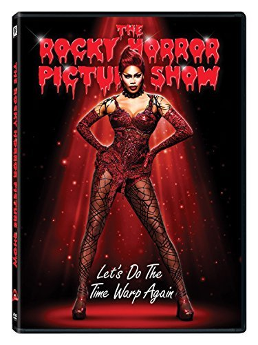 Rocky Horror Picture Show Let's Do The Time Warp Again Lambert Milian Vereen DVD Nr