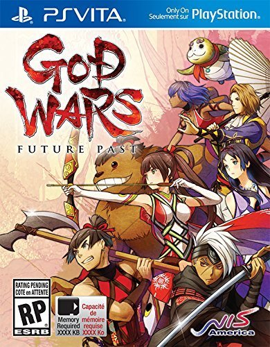 Playstation Vita God Wars Future Past