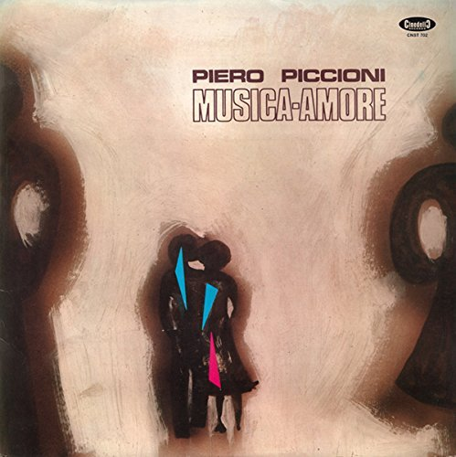 Musica Amore Soundtrack Piero Piccioni Lp