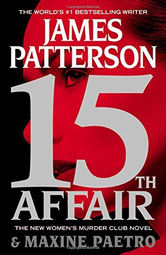 James Patterson 15th Affair