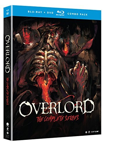 Overlord Complete Series Blu Ray DVD Nr
