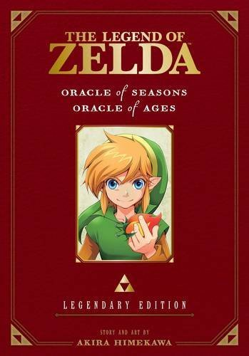 Akira Himekawa The Legend Of Zelda Legendary Edition Vol. 2 Oracle Of Seasons And