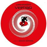 Vertigo Soundtrack (picture Disc) Herrmann Bernard Lp